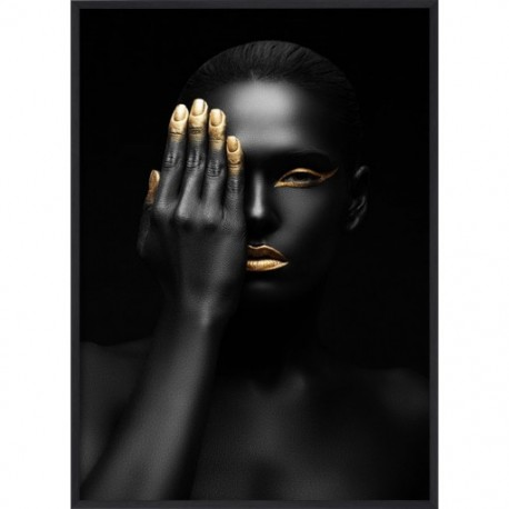 Poster 30x40 Gold finger