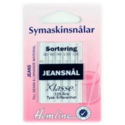 Symaskinsnålar (Jeansnål)