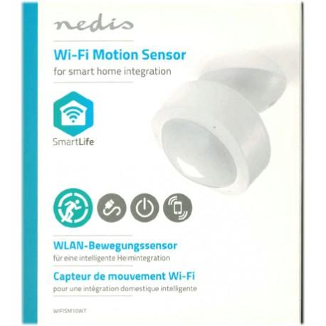 Wi-Fi smart rörelsesensor | Trådbunden | För inomhusbruk