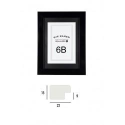 6B 9x13cm