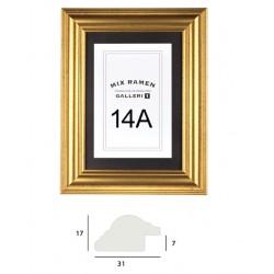 14A 21x29,7cm