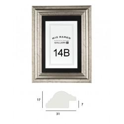 14B 9x13cm