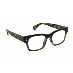 Läsglasögon 2367 Grön beige melerade