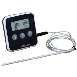Stektermometer/Hushållsterm./timer digital