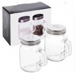 Salt och peppar i glas art 463