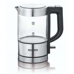 Severin Vattenkokare 0,5 liter i glas Wk3472