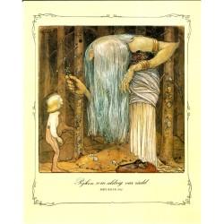 Pojken som aldrig var rädd John Bauer 1912