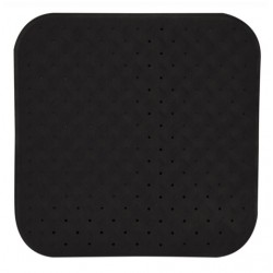 Duschmatta antihalk 54x54cm svart