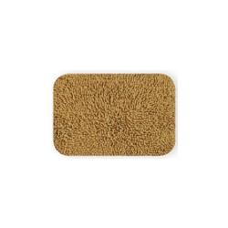 Badrumsmatta 40x60 cm 100% bomull sand