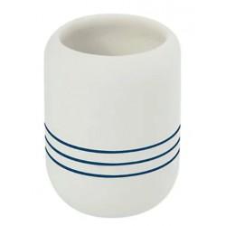 Tandborstglas i i polyresin