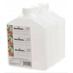 Bärfrysflaska platt 0,5 liter 3 st / förpackning