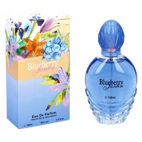 Parfym 100 ml Blueberry jardin