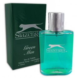 Parfym Slazenger Green Men EdT, Natural Spray 100ml