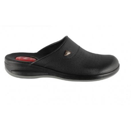 Ceyo Comfort Shoes, memory foam, svarta 36-41