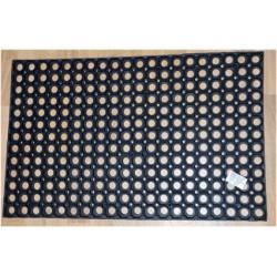 Gummimatta 80x50x2cm
