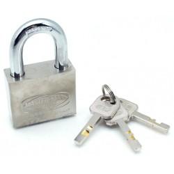 Hänglås 50mm 3 nycklar